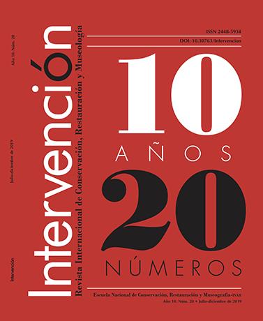 Intervención Num. 20 (2019)