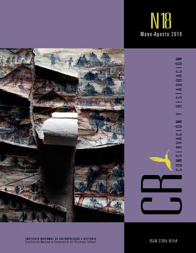 CR. Conservación y Restauración Num. 18 (2019)