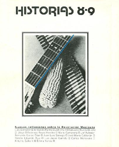 Historias Num. 8-9 (1985)