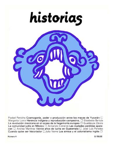 Historias Num. 4 (1983)