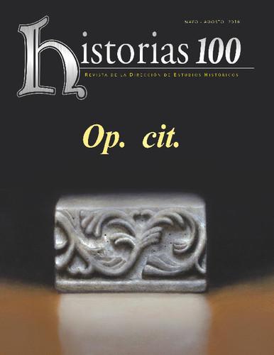 Historias Num. 100 (2018)