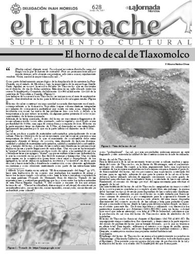El Tlacuache Núm. 628 (2014)