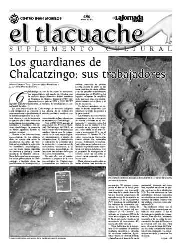 El Tlacuache Núm. 456 (2011)