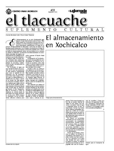 El Tlacuache Núm. 432 (2010)
