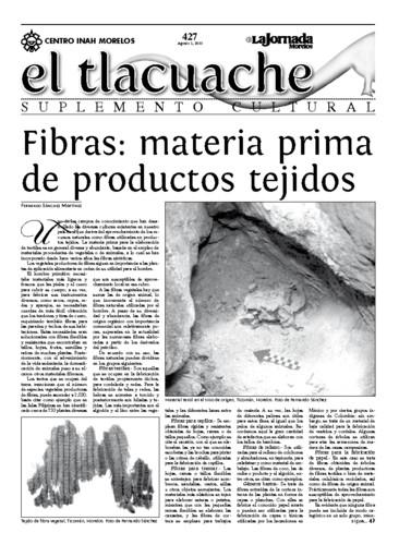 El Tlacuache Núm. 427 (2010)