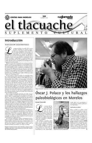 El Tlacuache Núm. 389 (2009)