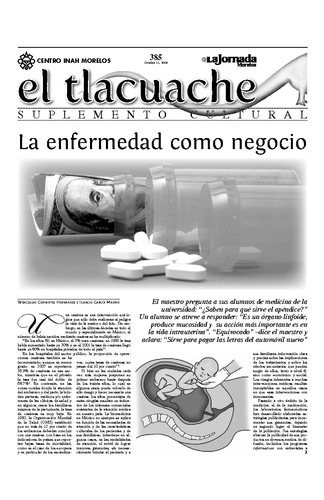 El Tlacuache Núm. 385 (2009)
