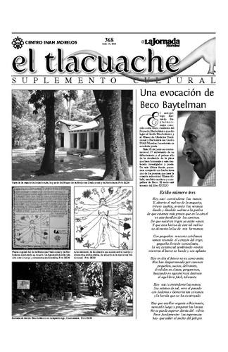 El Tlacuache Núm. 368 (2009