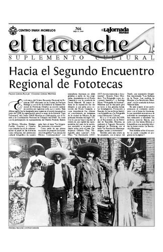 El Tlacuache Núm. 366 (2009)