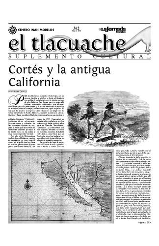El Tlacuache Núm. 362 (2009)