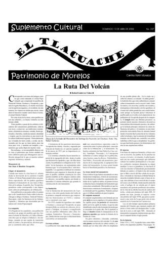 El Tlacuache Núm. 307 (2008)