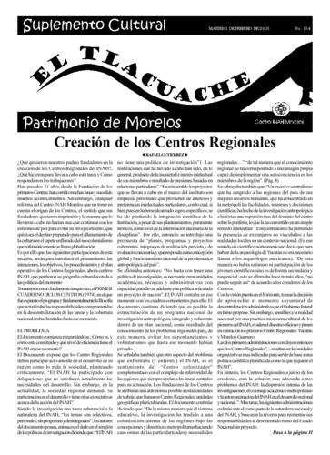 El Tlacuache Núm. 154 (2005)
