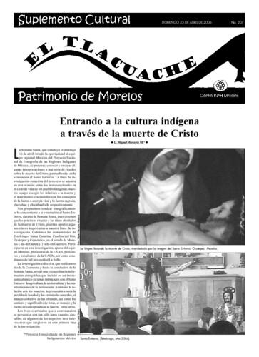 El Tlacuache Núm. 207 (2006)