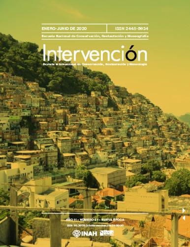 Intervención Num. 21 (2020)