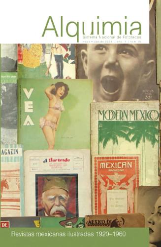 Alquimia Num. 33 (2008) Revistas mexicanas ilustradas 1920-1960