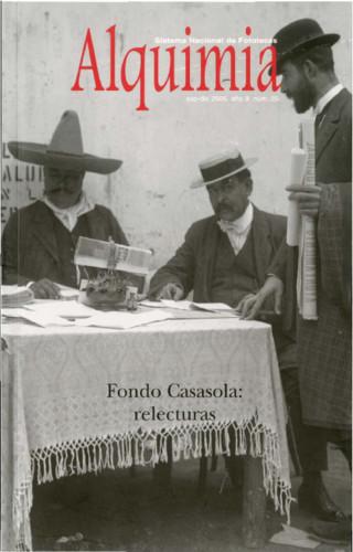 Alquimia Num. 25 (2005) Fondo Casasola: relecturas