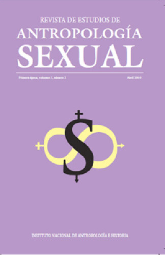 Revista de Estudios de Antropología Sexual. Vol. 1 Num. 2 (2010)