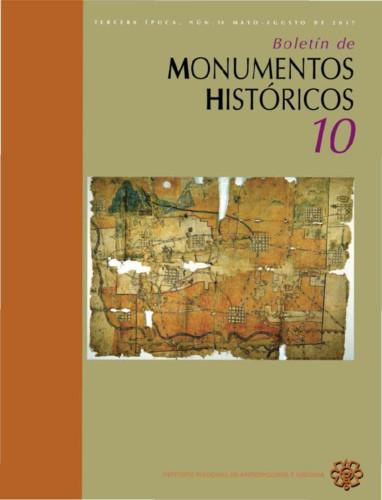 Boletín de Monumentos Históricos -  Num. 10 (2007) (Tercera Época)