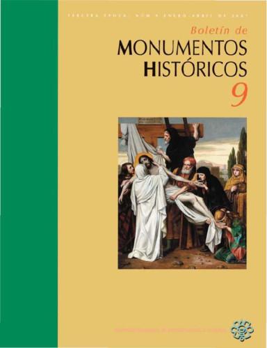 Boletín de Monumentos Históricos -  Num. 9 (2007) (Tercera Época)