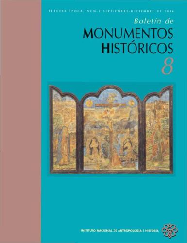 Boletín de Monumentos Históricos -  Num. 8 (2006) (Tercera Época)