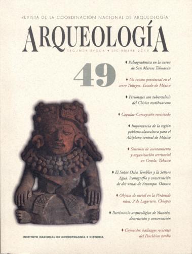 Arqueología -  Num. 49 (2014) Segunda Época
