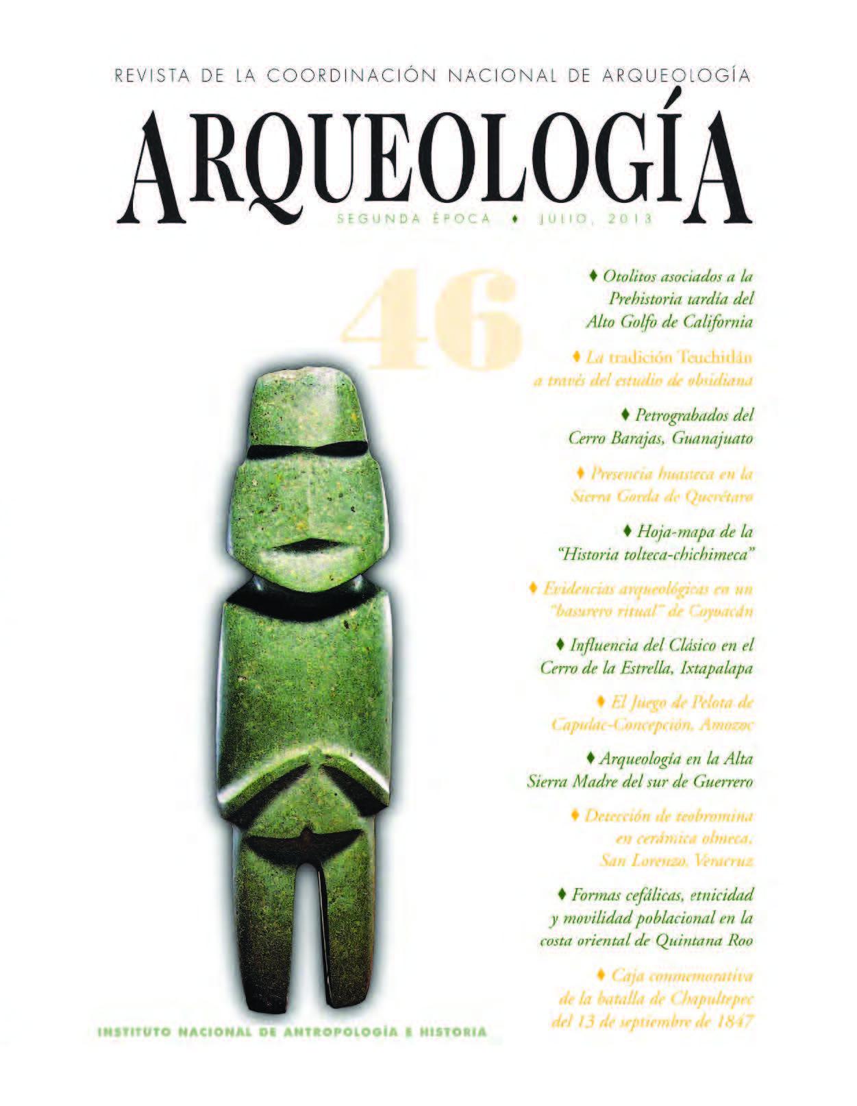 Arqueología -  Num. 46 (2013)