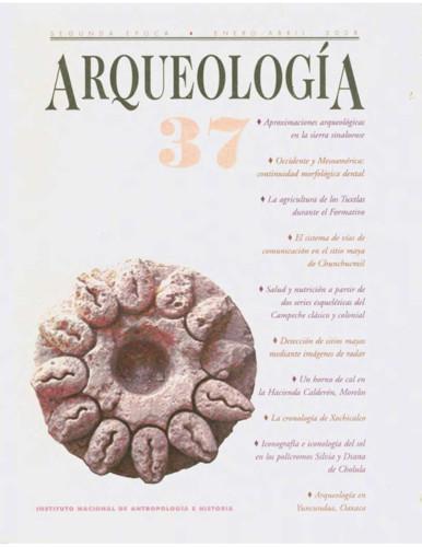 Arqueología -  Num. 37 (2008) Segunda Época