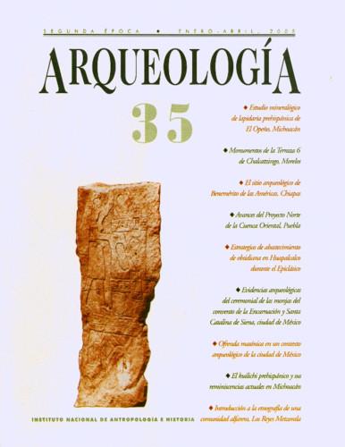 Arqueología -  Num. 35 (2005)