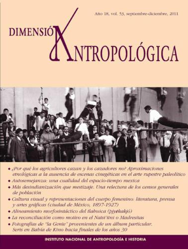 Dimensión Antropológica Vol. 53 (2011)