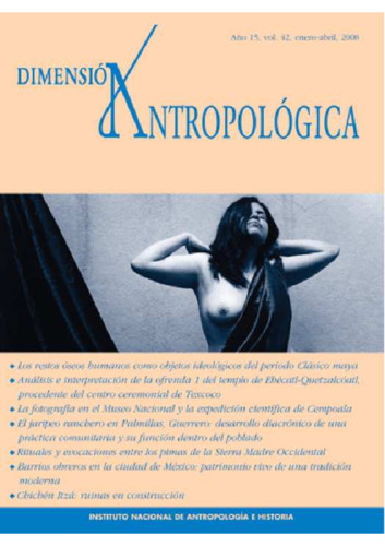 Dimensión Antropológica Vol. 42 (2008)