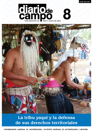 Diario de Campo - Num. 8 (2015)