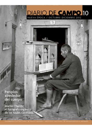 Diario de Campo - Num. 10 (2012)