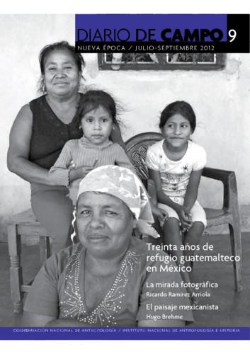 Diario de Campo - Num. 9 (2012)
