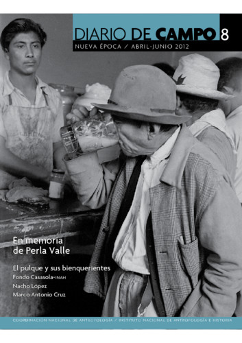 Diario de Campo -  Num. 8 (2012)