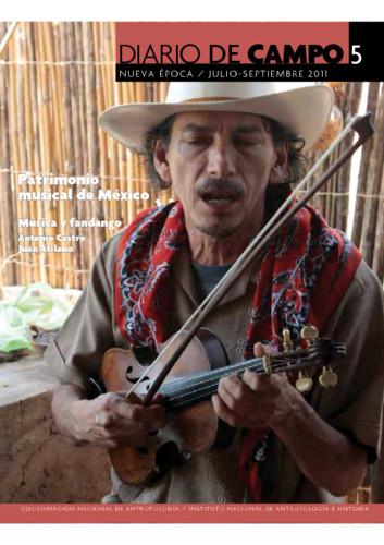 Diario de Campo -  Num. 5 (2011) Patrimonio musical de México