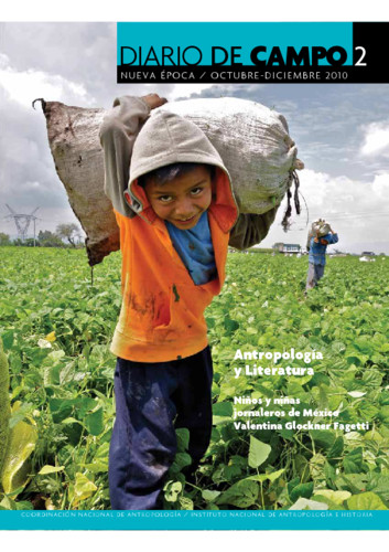 Diario de Campo -  Num. 2 (2010) Antropología y literatura