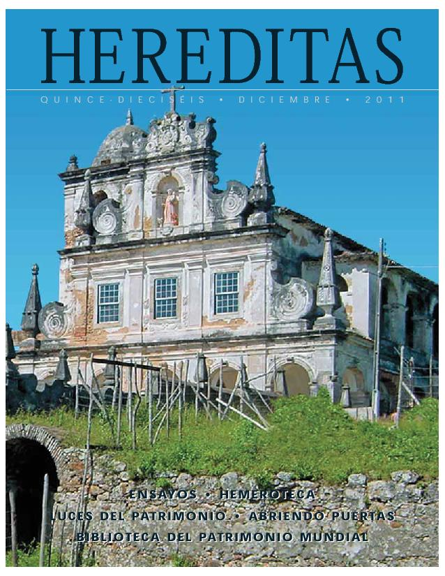 Hereditas -  Num. 15-16 (2011)