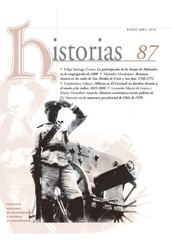 Historias Num. 87 (2014)