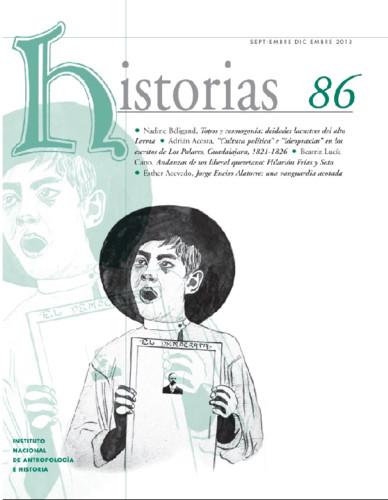 Historias Num. 86 (2013)
