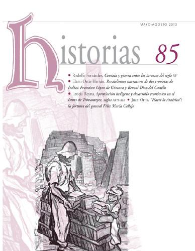 Historias Num. 85 (2013)