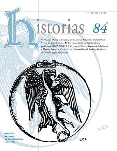 Historias Num. 84 (2013)