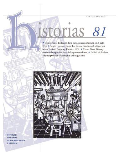 Historias Num. 81 (2012)