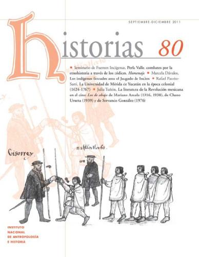 Historias Num. 80 (2011)