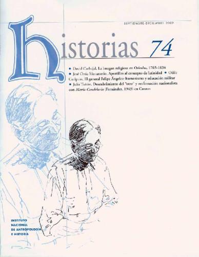 Historias Num. 74 (2009)