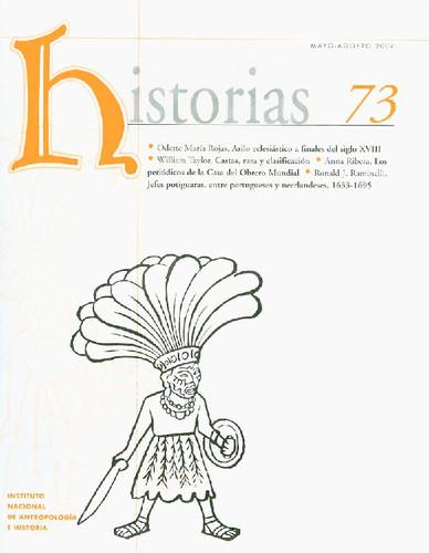 Historias Num. 73 (2009)