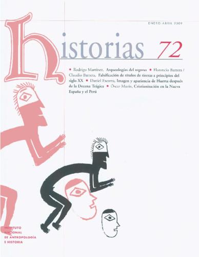 Historias Num. 72 (2009)
