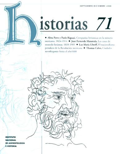 Historias Num. 71 (2008)