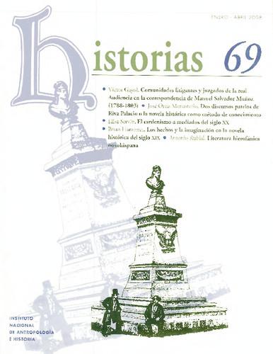 Historias Num. 69 (2008)