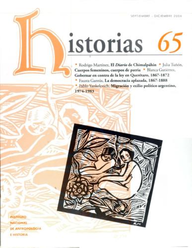 Historias Num. 65 (2006)