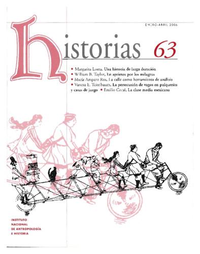 Historias Num. 63 (2006)